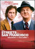 The Streets of San Francisco: Season 4, Vol. 1 [2 Discs]