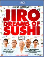 Jiro Dreams of Sushi [Blu-ray] - David Gelb