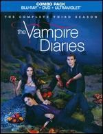 The Vampire Diaries: The Complete Third Season [9 Discs] [Includes Digital Copy] [UltraViolet] [Blu-ray