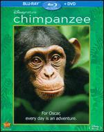Disneynature Chimpanzee [2 Discs] [Blu-ray/DVD]