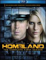 Homeland: The Complete First Season [3 Discs] [Blu-ray] -