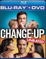 The Change-Up [Rated/Unrated] [2 Discs] [Blu-ray/DVD] - David Dobkin