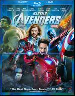 Marvel's The Avengers [2 Discs] [Blu-ray/DVD] - Joss Whedon