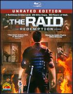 The Raid: Redemption [Unrated] [Includes Digital Copy] [UltraViolet] [Blu-ray] - Gareth Evans