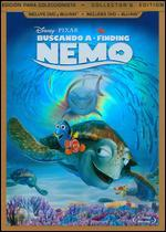 Finding Nemo [3 Discs] [Spanish] [DVD/Blu-ray]
