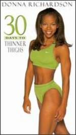Donna Richardson: 30 Days to Thinner Thighs