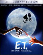 E.T.: The Extra-Terrestrial [Anniversary Edition] [2 Discs] [Includes Digital Copy] [Blu-ray/DVD] - Steven Spielberg