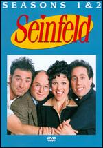 Seinfeld: The Complete First and Second Seasons [4 Discs] -