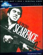 Scarface [2 Discs] [Includes Digital Copy] [Blu-ray/DVD]