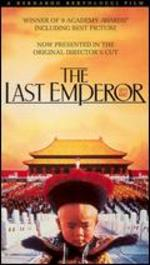 The Last Emperor-Director's Cut [Vhs]
