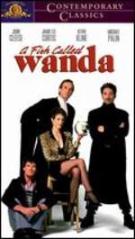 Fish Called Wanda [Vhs]