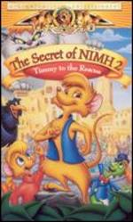 The Secret of Nimh 2-Timmy to the Rescue [Vhs]