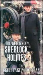 The Return of Sherlock Holmes: The Bruce Partington Plans