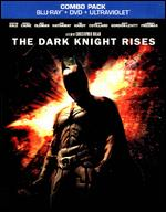 The Dark Knight Rises [2 Discs] [Includes Digital Copy] [UltraViolet] [Blu-ray/DVD] - Christopher Nolan