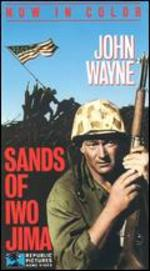 Sands of Iwo Jima (Color Version) [Vhs]