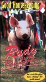 Good Housekeeping: Rudy the Racing Pig