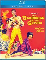 Barbarian and the Geisha, the Blu-Ray