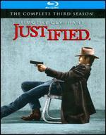Justified: The Complete Third Season [3 Discs] [Blu-ray]