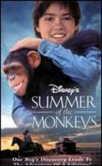 Summer of the Monkeys [Vhs]