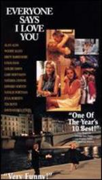 Everyone Says I Love You [Vhs]