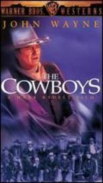 The Cowboys [Vhs]