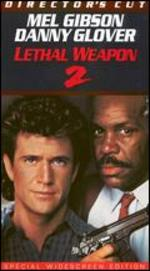Lethal Weapon 2 (Director's Cut) [Vhs]