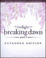 The Twilight Saga: Breaking Dawn - Part 1 [Extended] [Blu-ray] [UltraViolet] [Includes Digital Copy]