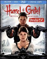 Hansel & Gretel: Witch Hunters [Unrated] [2 Discs] [Includes Digital Copy] [UltraViolet] [Blu-ray/D