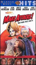 Mars Attacks! - Tim Burton