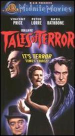 Edgar Allan Poe's Tales of Terror [Vhs]