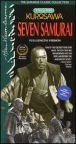Seven Samurai [Vhs]