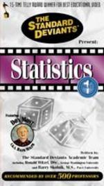 The Standard Deviants: Statistics, Part 1