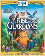 Rise of The Guardians [3D] [Blu-ray/DVD]