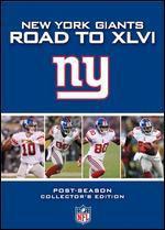 NFL: New York Giants - Road to XLVI -