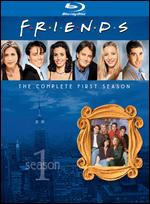 Friends: The Complete First Season [Blu-ray] -