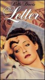 The Letter [Vhs]