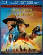Cowboy & Aliens [Extended Edition] [Blu-ray/DVD] [Includes Digital Copy]