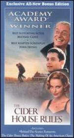 The Cider House Rules [Vhs]
