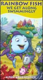 Rainbow Fish-We Get Along Swimmingly [Vhs]