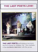 The Last Poets Live!