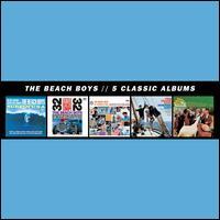 5 Classic Albums - The Beach Boys