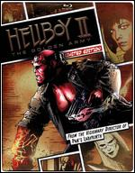 Hellboy II: The Golden Army [2 Discs] [Includes Digital Copy] [UltraViolet] [Blu-ray/DVD] - Guillermo del Toro