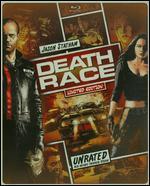 Death Race [2 Discs] [Includes Digital Copy] [UltraViolet] [Blu-ray/DVD] - Paul W.S. Anderson