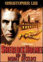 Sherlock Holmes and the Deadly Necklace - Frank Winterstein; Terence Fisher