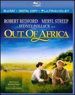 Out of Africa [Includes Digital Copy] [UltraViolet] [Blu-ray]