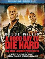 A Good Day to Die Hard [Blu-ray/DVD] [Includes Digital Copy]