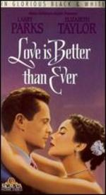 Love is Better Than Ever [Vhs]