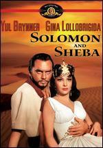 Solomon and Sheba [Vhs]