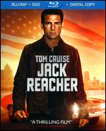 Jack Reacher [2 Discs] [Includes Digital Copy] [UltraViolet] [Blu-ray/DVD] - Christopher McQuarrie