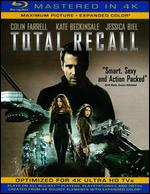 Total Recall [Includes Digital Copy] [UltraViolet] [Blu-ray] - Len Wiseman